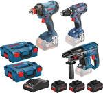 Afbeelding van Bosch accu toolkit combokit 18V
