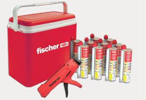 Afbeelding van Fischer injectiemortel actieset FIS V PLUS 360 S
