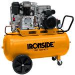 Afbeelding van Ironside compressor 100L 8 bar