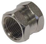 "Afbeelding van Ironside patentnippel bi-bi 1/4"" (2)"
