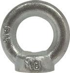 Afbeelding van Kelfort oogmoer DIN 582 staal