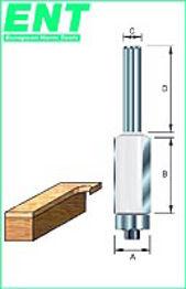 Afbeelding voor categorie Frezen met kogellager