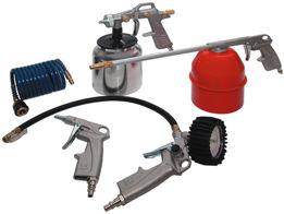 Afbeelding voor categorie Compressor, toebehoren