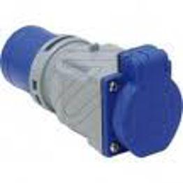 Afbeelding voor categorie Verloopstekkers schuko®/CEE-Norm