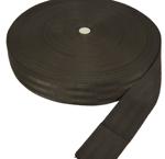 Afbeelding van Boomband zwart 50mm